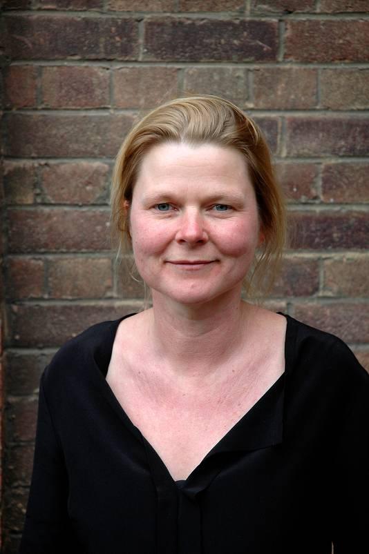 Miriam Struyk, programmaleider Killer Robots bij vredesorganisatie PAX