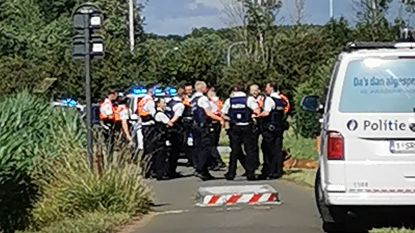 Vier overvallers opgepakt na klopjacht van Leuvense politie