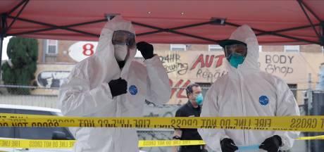 Le coronavirus pourrait avoir atteint Los Angeles avant même que Pékin n'annonce son existence