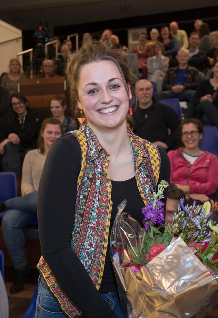 Ivanka de Ruijter is de nieuwe stadsdichter van Wageningen