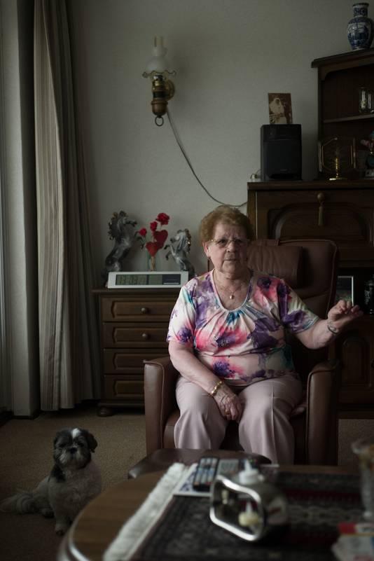 Tilly van der Kle (85).