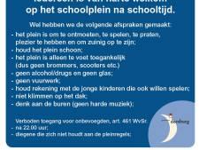 Jongeren blijven welkom bij school in Doesburg maar moeten zich wel gedragen