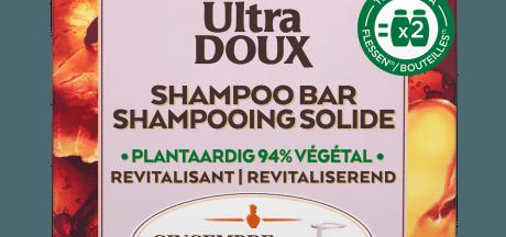 TEST BEAUTÉ: Le premier shampoing solide Ultra Doux de Garnier