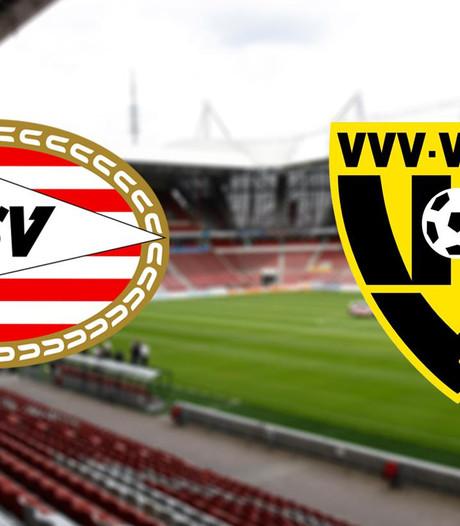 PSV op zoek naar revanche na afstraffing bij Willem II