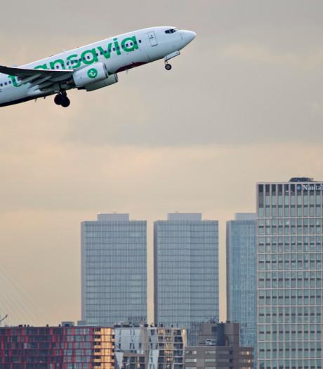 Vliegverkeer Rotterdam The Hague Airport weer in bedrijf