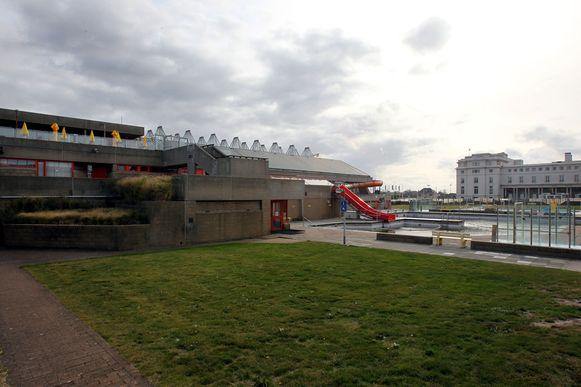 Zwembad Oostende.