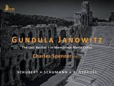 Het allerlaatste recital van een sopraan met een zilveren klank