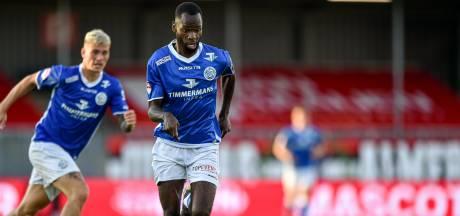 FC Den Bosch gaat niet verder met Dylan George