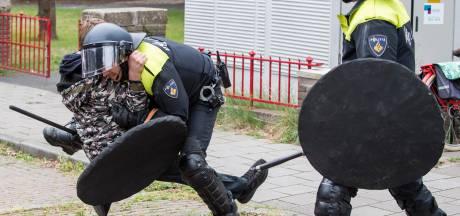 Gedogen demonstratie Wageningen was geen optie, dreiging van rellen was te groot