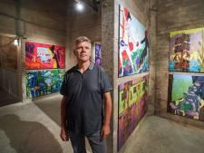 Henri van Nuenen op Noordkade: bloedworsten en camping Zomerheide in een wereld vol kleur