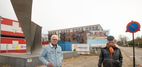 Na jaren wachten is het nieuwe dorpsplein van Soesterberg nu écht bijna klaar
