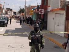 Gewapende bende richt bloedbad aan in afkickkliniek Mexico