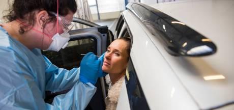 Vandaag 6093 nieuwe besmettingen, wel steeds minder patiënten in het ziekenhuis