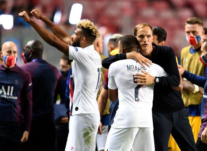 Thomas Tuchel a enfin permis au PSG d'atteindre les demi-finales de la Ligue des Champions, mais l'entraîneur allemand voit plus loin.