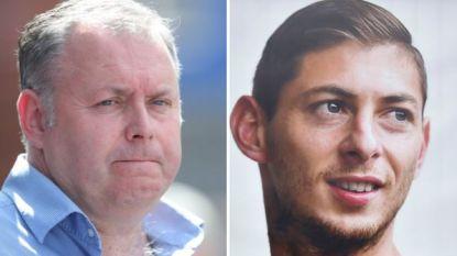 Makelaar die het zwaar te verduren kreeg na fatale vlucht Sala neemt Cardiff onder vuur. Maar gelekt WhatsApp-gesprek haalt zijn verhaal onderuit