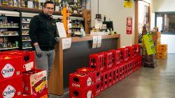 """Drankenhandels in grensstreek zijn wanhoop nabij: """"Moeten alle kleine zelfstandigen dood?"""""""