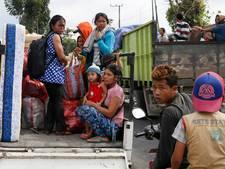 Duizenden mensen op Bali geëvacueerd vanwege vulkaan