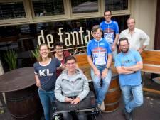 Benefiet voor Duchenne in Valkenswaard: 'Ik wilde er eerst niets mee te maken hebben'