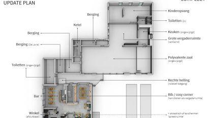 Nu krijgt ook Krombeke een eigen buurtsalon: Europa betaalt 67.000 euro voor de opwaardering van OC De Bampoele