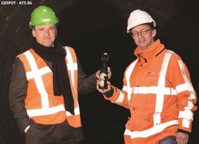 Het ruim tweehonderd jaar oude biertje Beeld Heineken
