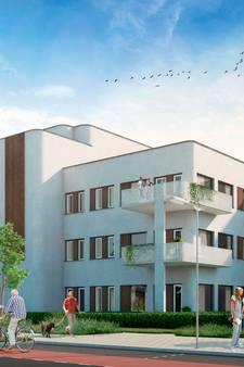 Voormalig gebouw ABN Amro in Enschede wordt luxe wooncomplex