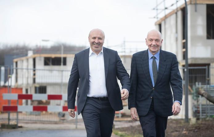 Raşit Görgülü  en Alexander Vos de Wael bundelen de krachten.