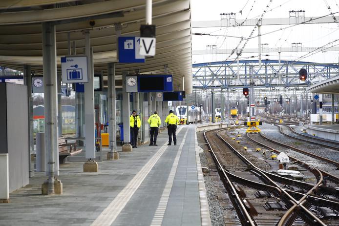 Begin dit jaar werd Station Zwolle al ontruimd vanwege de mogelijke aanwezigheid van een explosief in de trein.