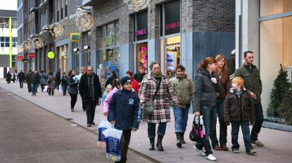 """Stad lokt shoppers met gratis fingerfood: """"We willen Genk nog harder in de markt zetten als shoppingstad"""""""