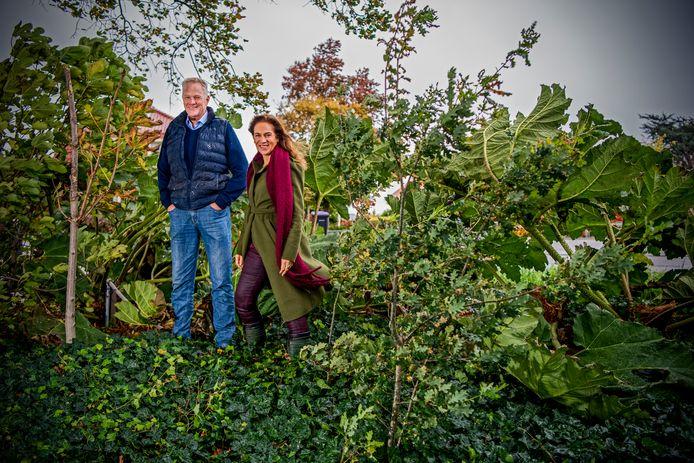 Jan Wognum en Jeannette van Warmerdam hebben een boek geschreven over hoe je via de natuur je bedrijf moet verduurzamen.
