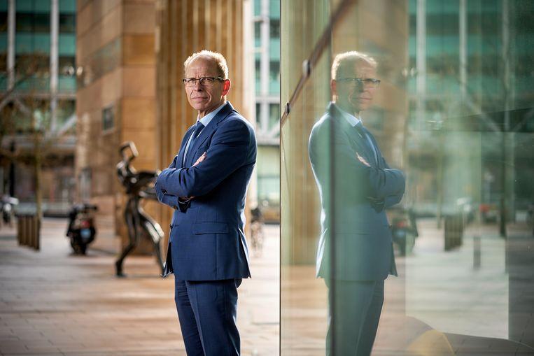Gerrit van der Burg: 'We werken hard om de bejegening van de slachtoffers te verbeteren. Je kunnen inleven in iemand is daarbij belangrijk.' Beeld Phil Nijhuis