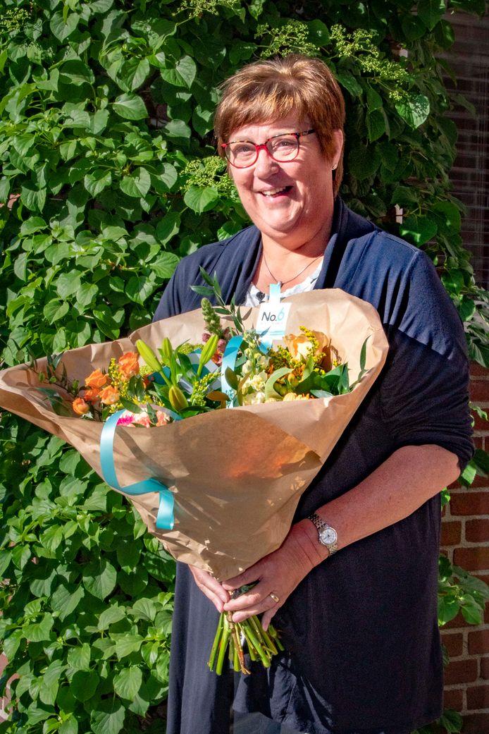 Mevrouw C.T.F. (Conny) Wouters-van Rijn (59) uit Diessen