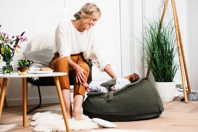 """Les nouveaux """"doomoo Seat'n Swing"""" sont disponibles à partir de fin septembre dans la plupart des boutiques de puériculture et en ligne. Prix conseillé : 149 euros."""