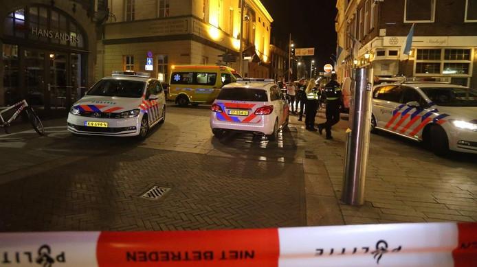 Schietpartij Parade Den Bosch