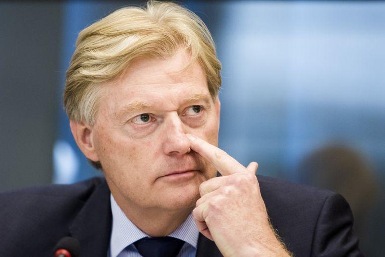 Staatssecretaris Martin van Rijn. Beeld Freek van den Bergh