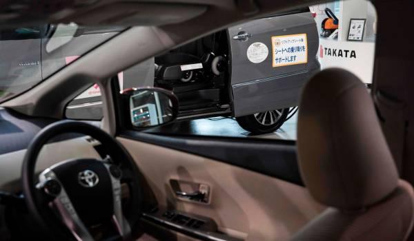 Airbagfabrikant Takata gooit reddingsboei uit