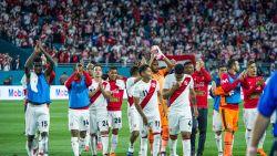 Oefenen richting WK: Invaller Benavente wint met Peru van Kroatië - Genieten van Iniesta en Müller in duel der wereldkampioenen