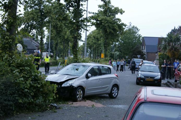 Het dodelijk ongeluk gebeurde op de Osseweg in Berghem.