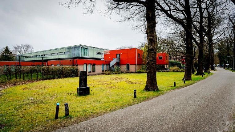 De forensisch psychiatrische kliniek FPA Utrecht, voorheen Altrecht Aventurijn, waar Michael P. in een forensisch psychiatrische afdeling zat om zich voor te bereiden op een terugkeer in de maatschappij. Beeld ANP