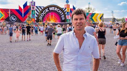 """Burgemeester Dirk Claes: """"Ben pas gerust als laatste festivalganger naar huis is"""""""