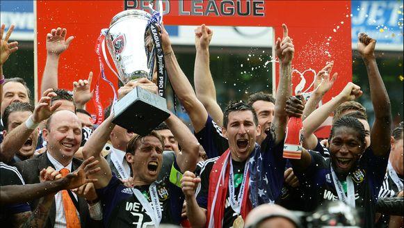 Titelverdediger Anderlecht is voor het nieuwe systeem.