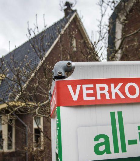 Huizenmarkt beleeft beste kwartaal in acht jaar