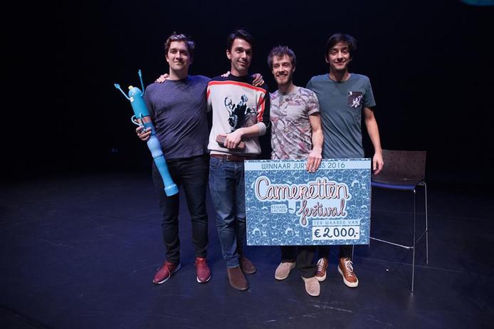 De finalisten van het camerettenfestival zijn zaterdag in Nistelrode.