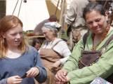 Vikingen strijken neer in Alphen aan den Rijn