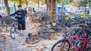 """GMF: """"Nog steeds 2.100 fietsrekken tekort aan Gent Sint-Pieters"""""""