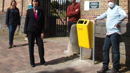 206 nieuwe vuilnisbakken staan te blinken (maar niet in woonwijken)