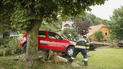 Stormweer in Tsjechië en Slovakije, dode in Hongarije. Ook noodweer in Italië