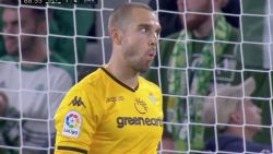 De alleszeggende reactie van Betis-doelman nadat Messi kroon op het werk zette