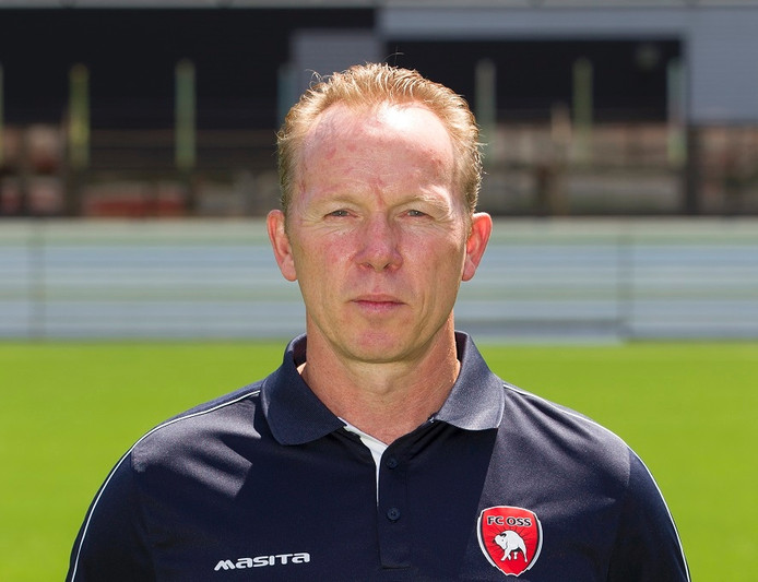 FC Oss-trainer Wil Boessen