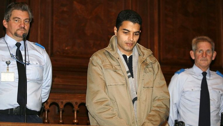 Beschuldigde Belil Gheribi.