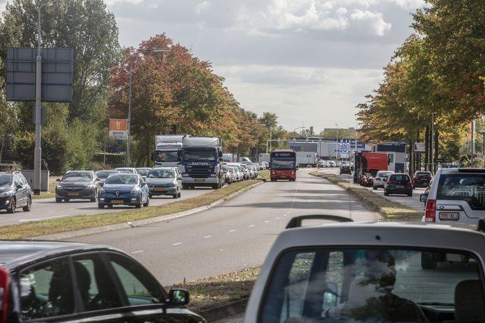 De Kempenbaan in Veldhoven.